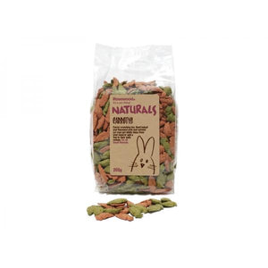 Naturals Carrotys 200g