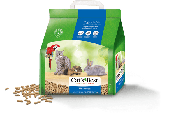 Cat's Best Universal Litter 4kg / 7l