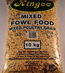 Fowls Food - Mischief Pet Products