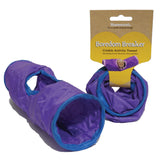 Rosewood Crinkle Activity Tunnel - Small