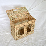 Njom Njoms Woven Hay Feeder - Mischief Pet Products