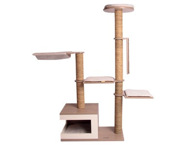 Marlon Cat Tree - Mischief Pet Products