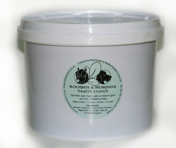 Moringa Crunch - Mischief Pet Products