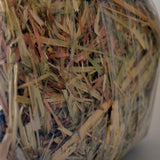 Oat Hay Mini Bale 1kg - Mischief Pet Products