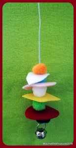 Pom Pom Toy - Mischief Pet Products