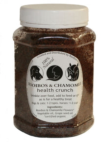 Rooibos Crunch - Mischief Pet Products