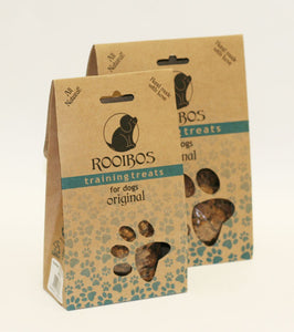 Rooibos Training Treats - Mischief Pet Products