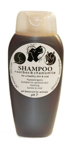 Rooibos & Chamomile Pet Shampoo - Mischief Pet Products