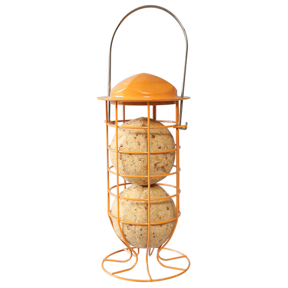 Large Suet Ball Cage - Mischief Pet Products