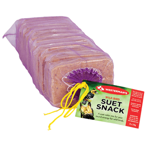 Suet Slab Bulk Pack - Mischief Pet Products