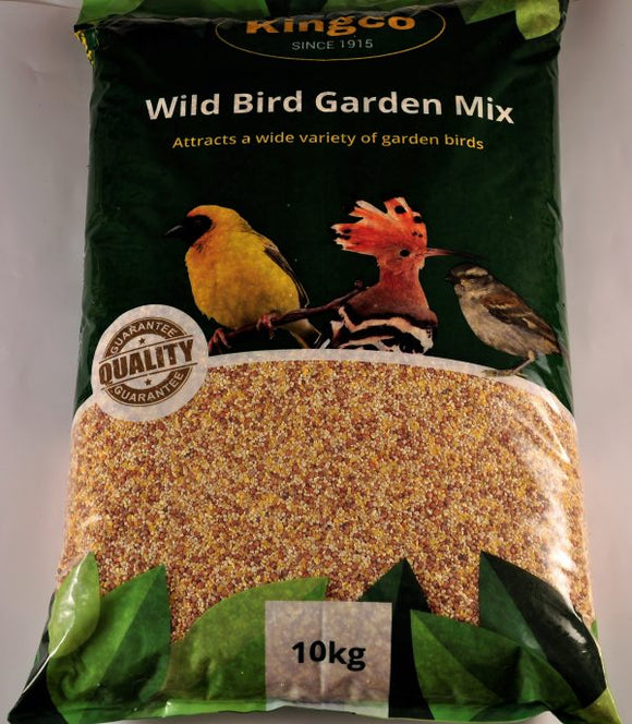 Wild Birdseed Garden Bird Mix Kingsbury - Mischief Pet Products