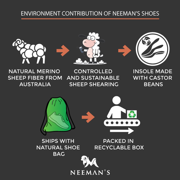 Neemans Eco Friendly Shoes