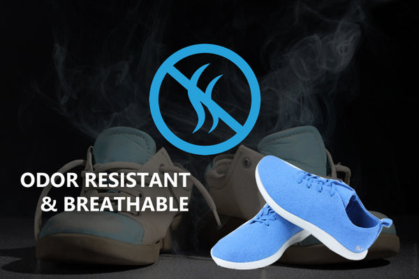 Neemans Odor Resistant shoes