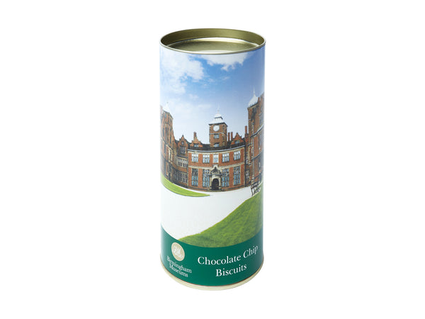 Aston Hall inspired Chocolate Chip Biscuits