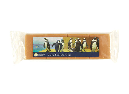 Dominicans Clotted Cream Fudge Bar
