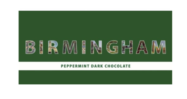 Birmingham Dark Chocolate Peppermint Bar