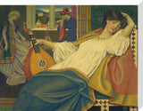 Joseph Edward Southall: The Sleeping Beauty