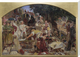 Ford Madox Brown: Work