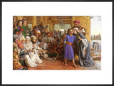 William Holman Hunt: The Finding of the Saviour in the Temple