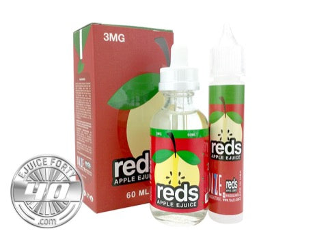 7 Daze Reds Apple Ejuice Review