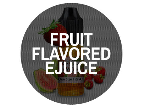 Fruit Flavored Ejuice