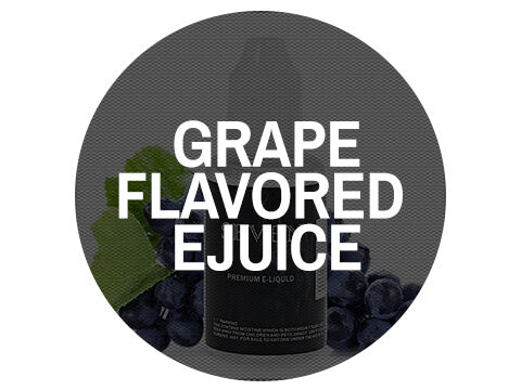 Grape Flavored Ejuice