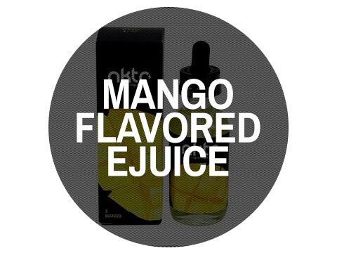 Mango Flavored Ejuice