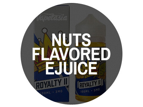 Nuts Flavored Ejuice