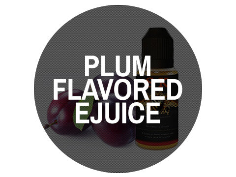 Plum Flavored Ejuice