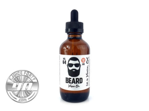 No. 64 120mL E Liquid by Beard Vape Co.