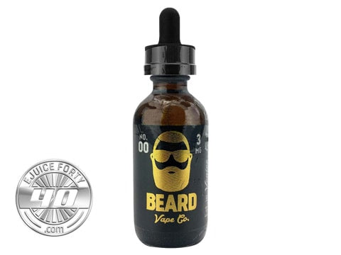 No. 00 E Liquid by Beard Vape Co. 60mL