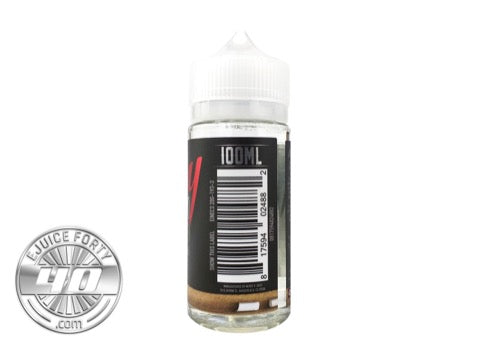 Strawberry Kiwi by Nerdy E Liquid 60mL