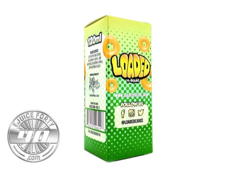 Glazed Donuts E Liquid By LOADED 120mL