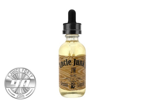 Jon Wayne E Liquid Uncle Junk's Genius E-Liquid 60ml