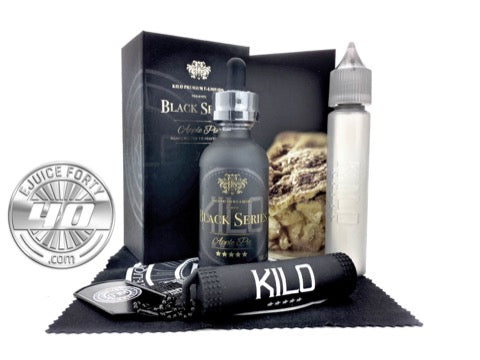 Apple Pie E Juice by Kilo Black Series E Liquid 60mL