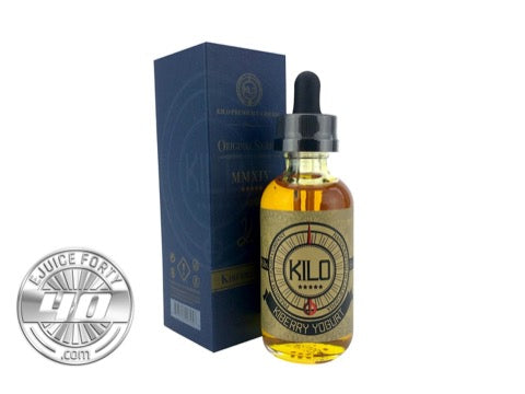 Kiberry Yogurt E Liquid KILO 60mL