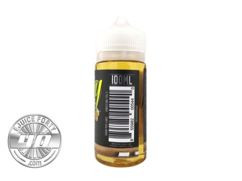 Lemon Barred Out by Nerdy E Liquid 100ml