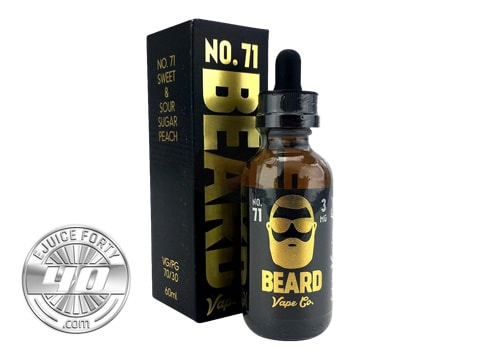 No. 71 E Liquid by Beard Vape Co. 60mL