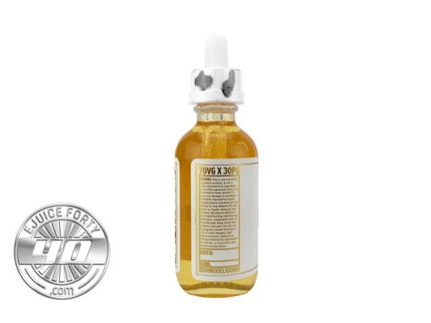 Vanilla Almond Milk 60mL E Liquid by MOO eLiquids