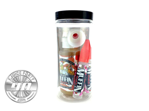 Mini Muffin Man E Liquid by One Hit Wonder - 100ML