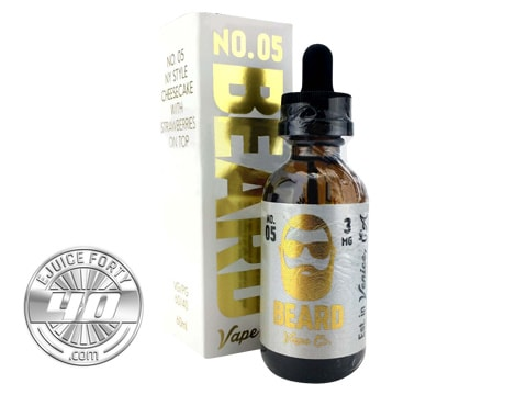No. 05 E Liquid by Beard Vape Co. 60mL