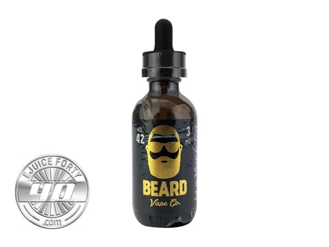 No. 42 E Liquid by Beard Vape Co. 60mL