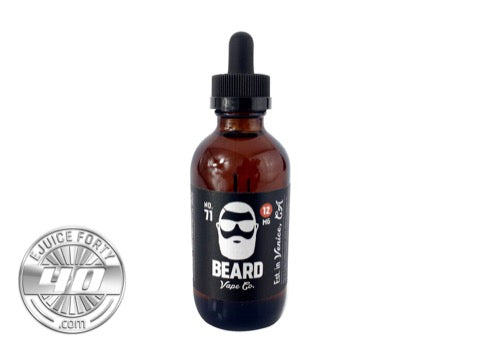 No. 71 120mL E Liquid by Beard Vape Co.