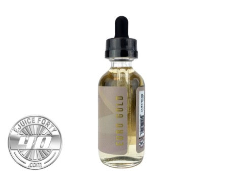 Euro Gold 120ml E Liquid by Naked 100 Tobacco (Bundle)