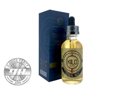 Cereal Milk E Liquid by KILO 60mL