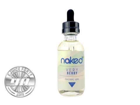 Azul Berries E Liquid by Naked 100 Cream 60mL