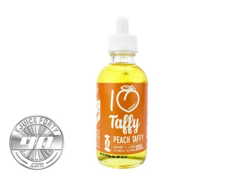 I Love Taffy E Liquid by Mad Hatter Juice 120mL