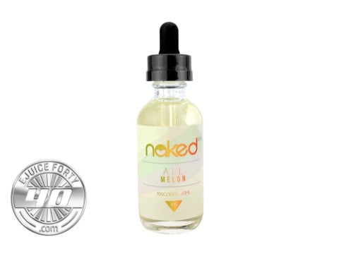All Melon E Liquid, E juice Naked 100 120mL