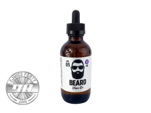 No. 05 120mL E Liquid by Beard Vape Co.