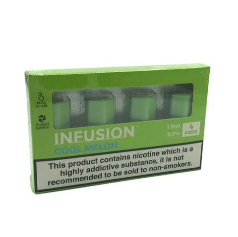 Cool Melon Pods by Infusion (4 Pack)